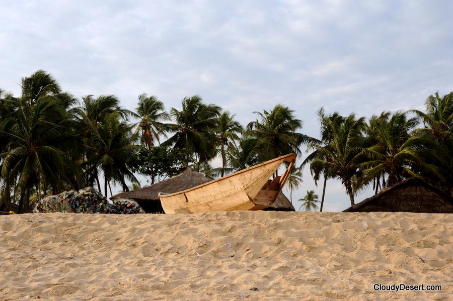 New fisherman's boat